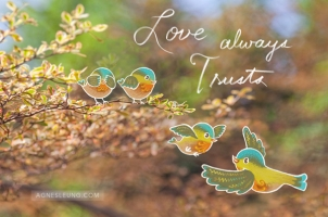 Love always trust